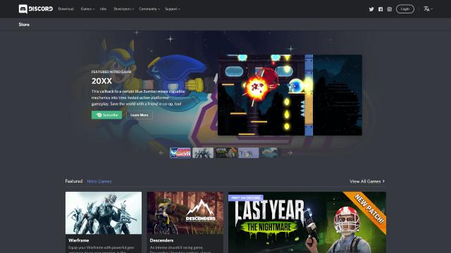 DiscordStore situs download game pc terbaik