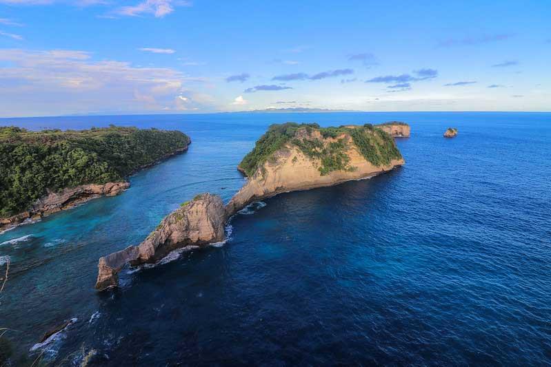 Fasilitas Wisata Atuh Beach Bali
