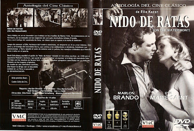 Carátula dvd: Nido de ratas