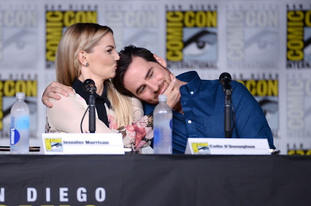 comic con 2016 once upon a time