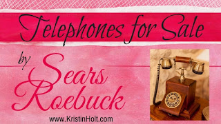 Kristin Holt | Telephones for Sale by Sears Roebuck