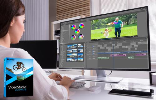 Corel VideoStudio 2020 Course