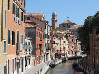 Rio dei Tolentini, Venezia