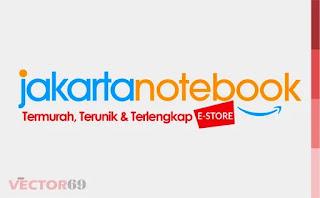 Logo JakartaNotebook - Download Vector File PDF (Portable Document Format)