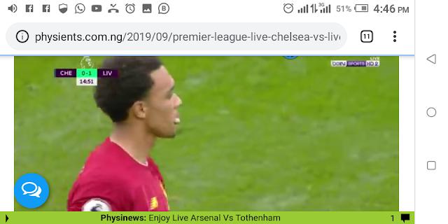 ⚽️⚽️⚽️ Premier League  Live Chelsea Vs Liverpool ⚽️⚽️⚽️