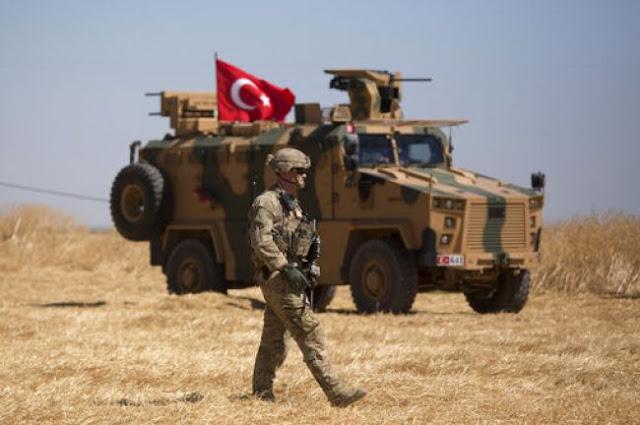 Τουρκία: Φουντώνουν τα σενάρια για στρατιωτική επιχείρηση στη Συρία