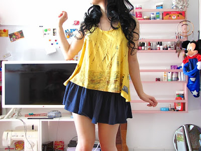 Baju Import Korea Asli