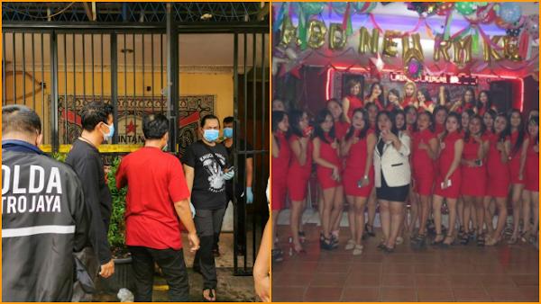 Pengakuan Kang Ojek soal Para Perempuan Cantik di Kafe RM Cengkareng