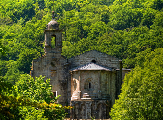 buongiorno A Coruña - Visitare il monasterio de Caaveiro
