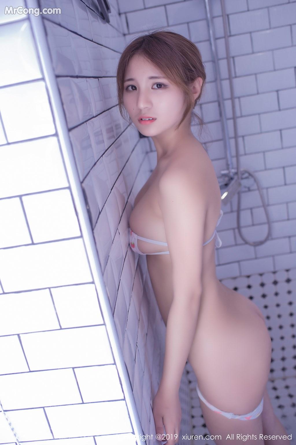 Image XIUREN-No.1383-Aimee-MrCong.com-032 in post XIUREN No.1383: 久久Aimee (46 ảnh)