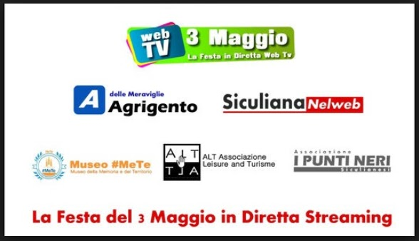 3 MAGGIO WEB TV - GRANDE SUCCESSO CON OLTRE 25.000 VISUALIZZAZIONI