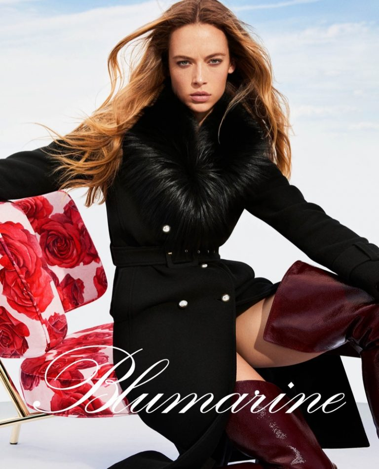 Blumarine Fall/Winter 2019 Campaign