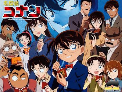Download Detective Conan Subtitle Indonesia Episode 528-844