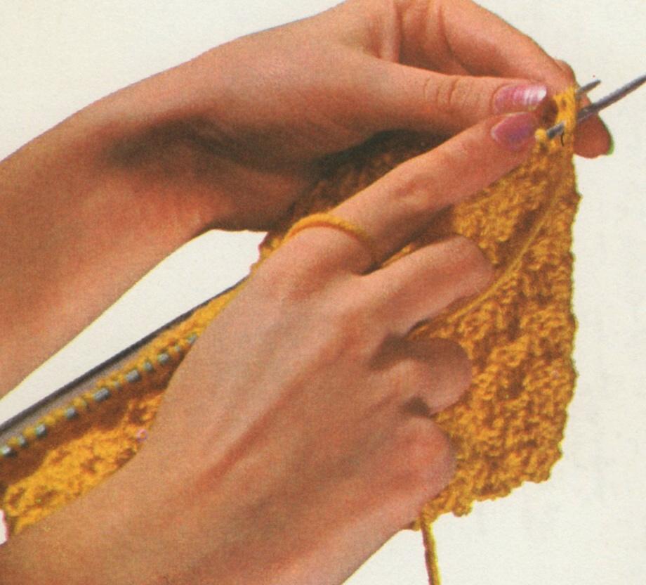 Famoso Professione Donna: Come si lavora a maglia PB64