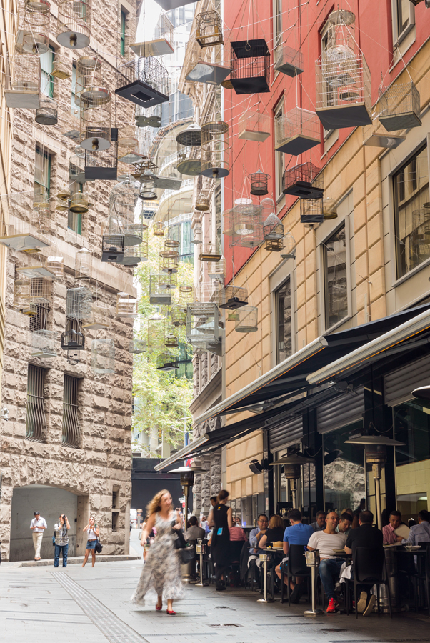Angel Place by Destination NSW