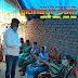 सोनो : संक्रमण से बचने हेतु समाजसेवी राहुल ने किया मास्क का वितरण