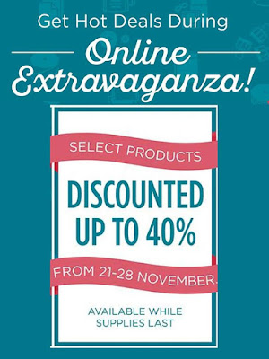 Stampin' Up! Online Extravaganza Sale Kay Kalthoff Stamping to Share with Doorbuster Sales