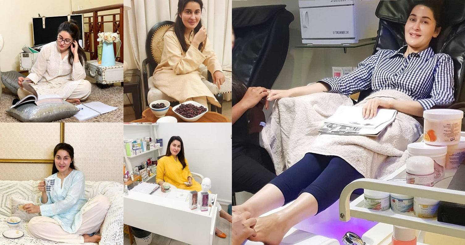 Shaista Lodhi New Awesome Photos from Her Daily Routine