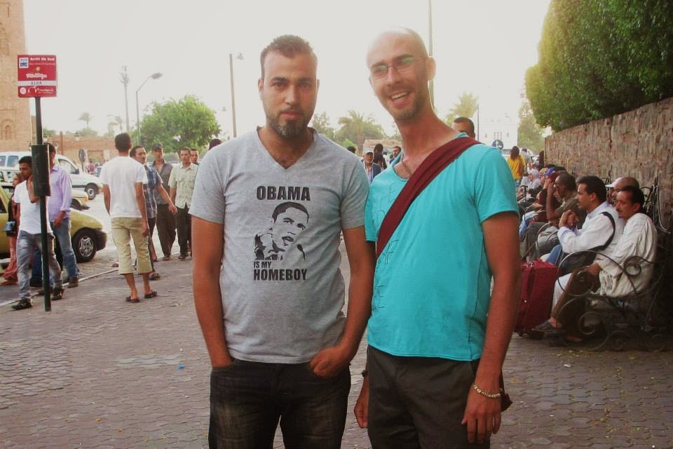 Gay marrakech