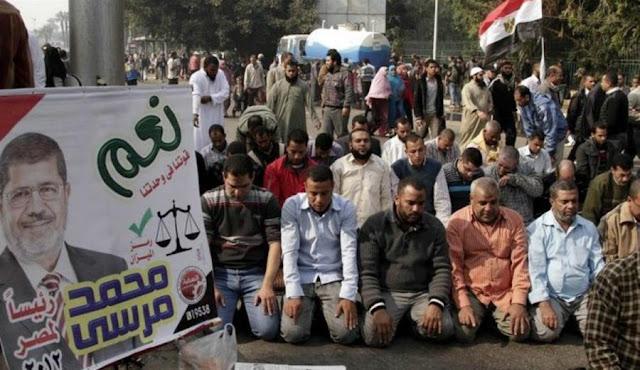 Μουσουλμανική Αδελφότητα Αιγύπτου: «Έγκλημα οι συμφωνίες με Ελλάδα και Κύπρο για την ΑΟΖ»