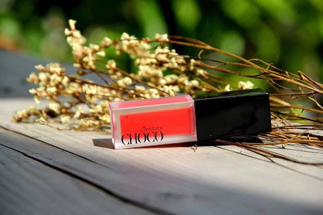 Choco Lipstick đỏ cam