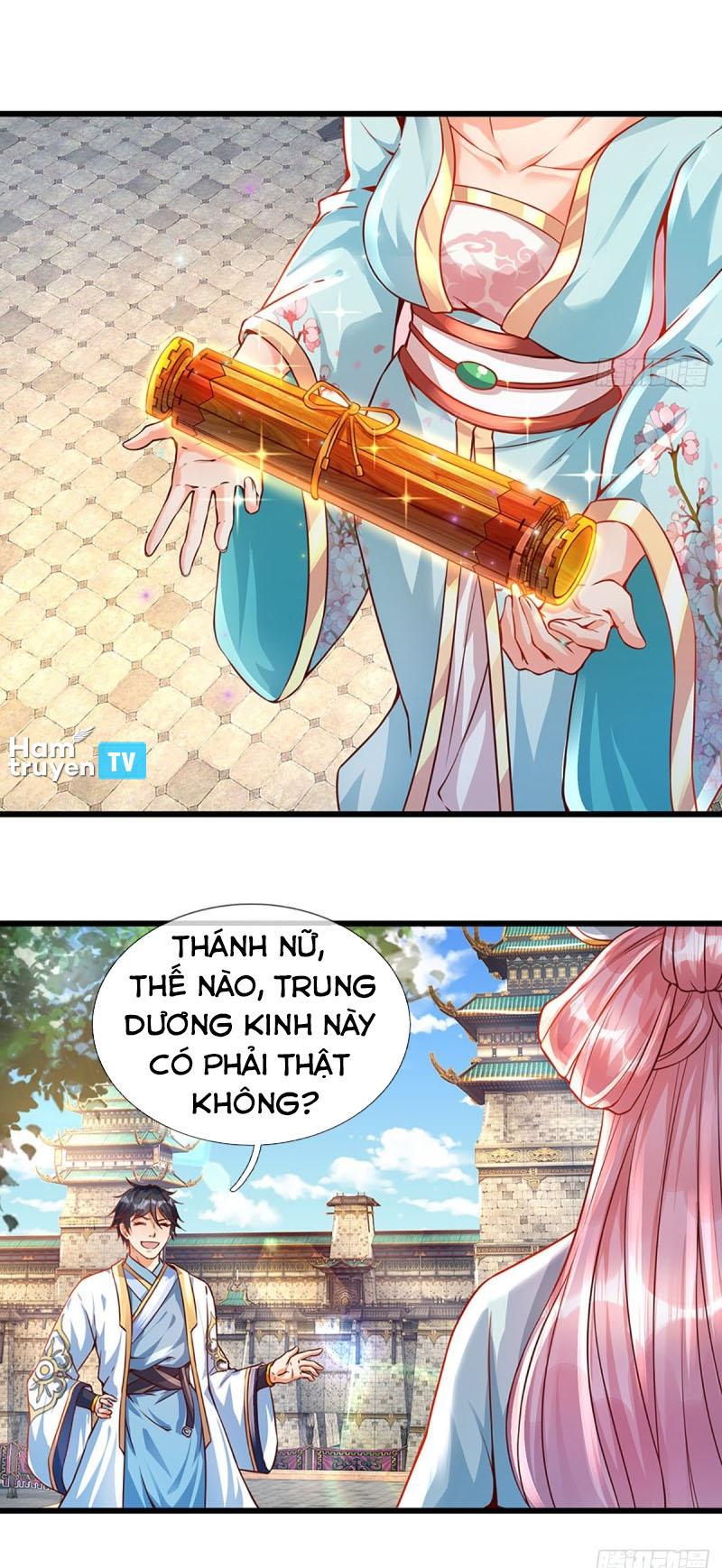 Bắt Đầu Với Chí Tôn Đan Điền Chapter 7 - upload bởi truyensieuhay.com