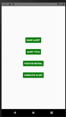 Tutorial React Native Alert, Beserta Jenis-Jenisnya Lengkap