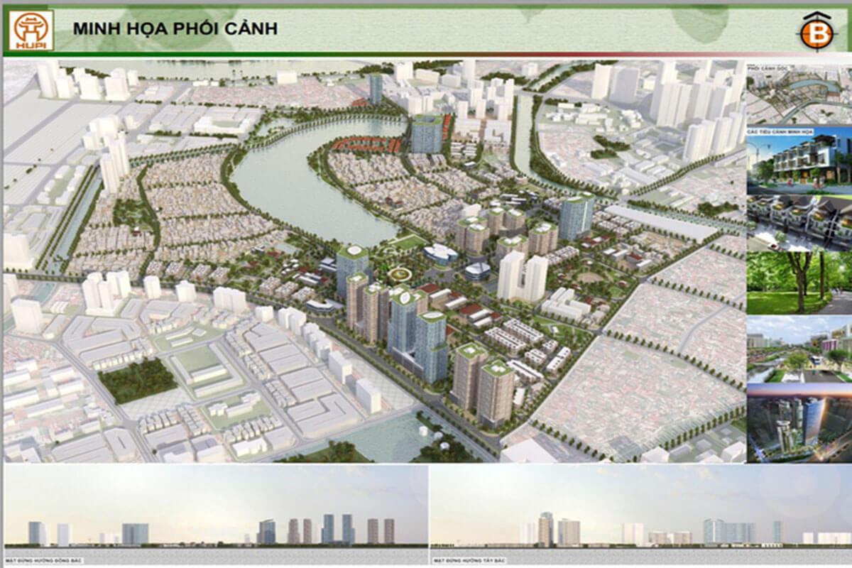 Khu đô thị mới Đại Kim Định Công