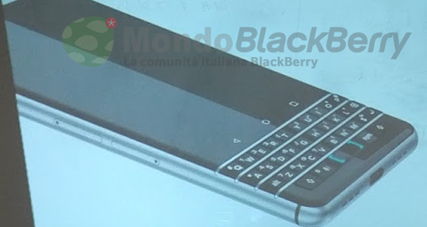 2016 - 2017 BlackBerry release three Android smartphones