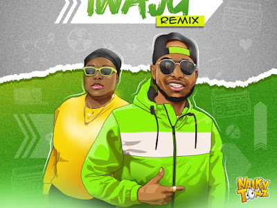 DOWNLOAD MP3: Sdee ft. Teni - Iwaju Remix