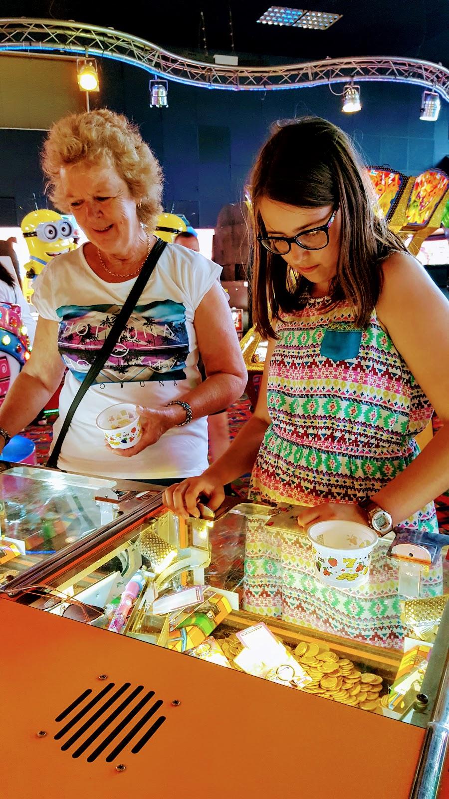 Skegness slot machines