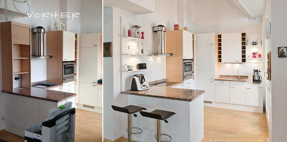 Stunning Küche Renovieren Folie Gallery - House Design Ideas - klebefolie kueche kuechenmoebel