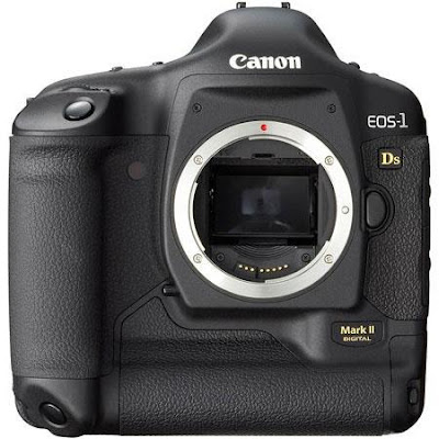 Canon EOS-1Ds MarkIIソフトウェアのダウンロード