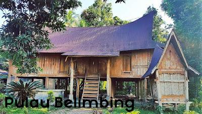 Desa Wisata Pulau Belimbing Kuok Kampar
