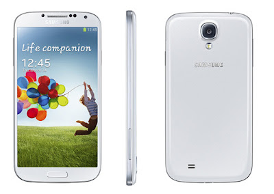 Harga dan Spesifikasi Samsung Galaxy S4 Terbaru 5