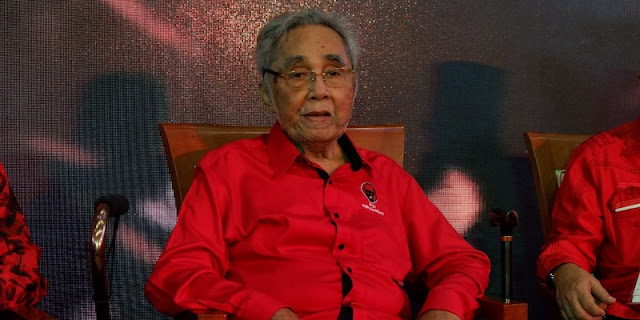 Sampaikan Duka Mendalam, Ketua PDIP: Sabam Sirait Tokoh Senior yang Jasanya Telah Mewarnai Perjalanan Bangsa