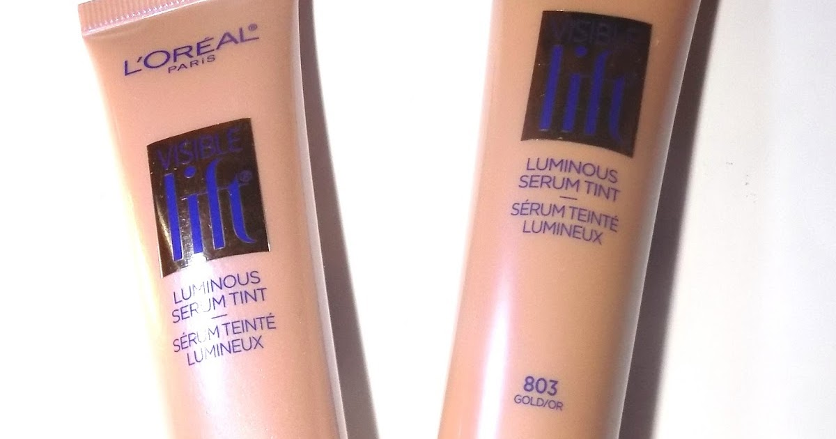 Visible Lift Luminous Serum Tint Tinted Moisturizer by L'Oreal #3