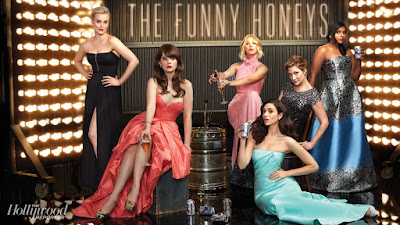 Comedy Actress Roundtable 2014
