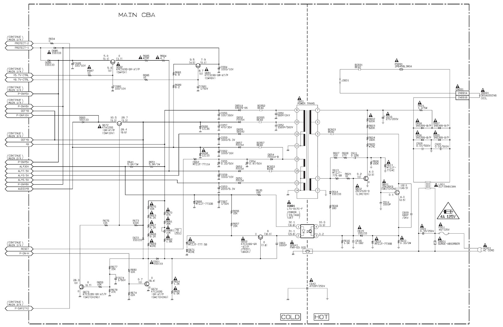 small resolution of air conditioner dual capacitor wiring dual monitor wiring diagram air conditioner capacitor wiring diagram dual run