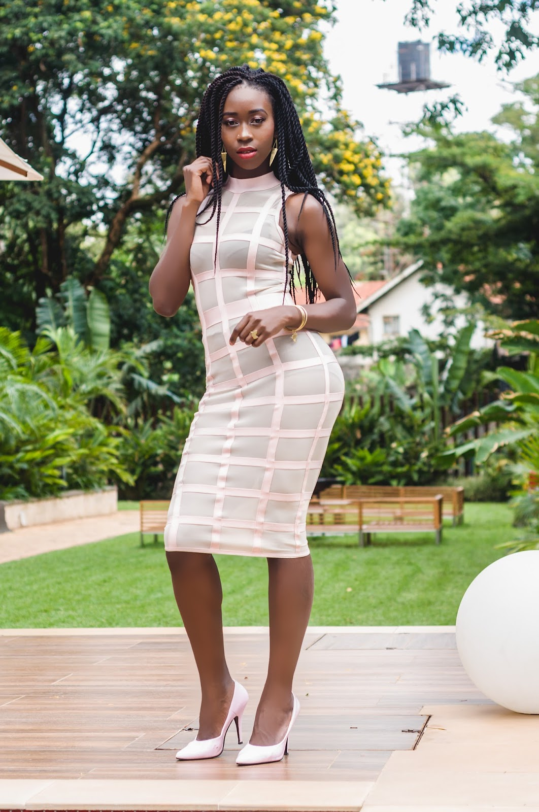 sheer dresses, style with Ezil, ezil, Kenyan fashion blogger, How to style a sheer dresss,