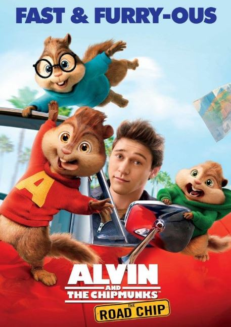 Judul Alvin And The Chipmunks The Road Chip Rilis Pertama Kali