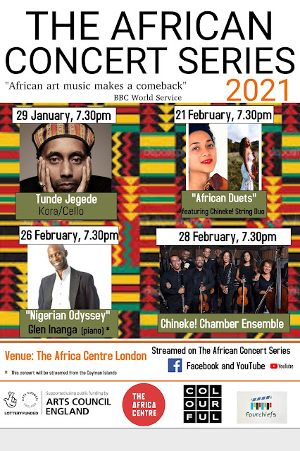 The African Concert Series 2021