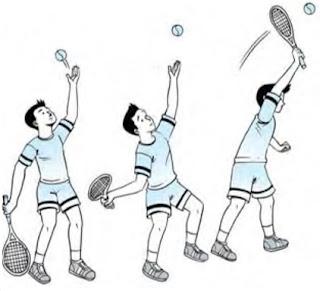 Servis Tenis Lapangan