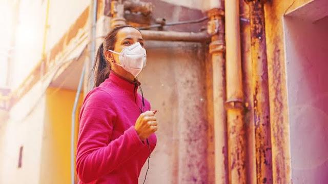 Siap-Siap Era New Normal, Perhatikan Waktu yang Tepat Memakai Masker