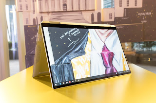 Peluncuran Laptop HP  Spectra x360