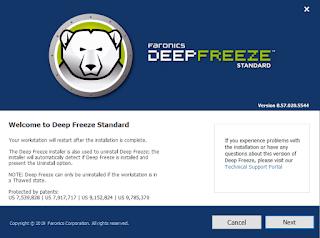 Mengatasi Laptop Lemot dengan Deep Freeze