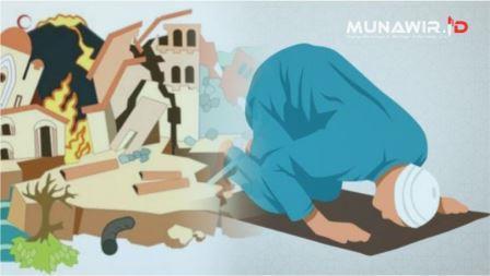 8 Tata Cara Ibadah Umat Muslim Saat Suasa Bencana