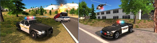 Download Police Car Driving Offroad Android