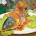 Hidangan Kontroversi, Badan Ikan Dimasak Sementara Kepalanya Masih Hidup, Sadisnya