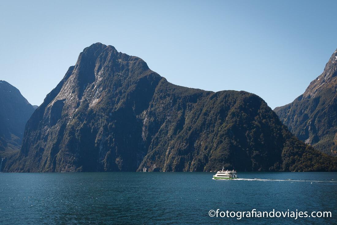 fiordo Milford Sound